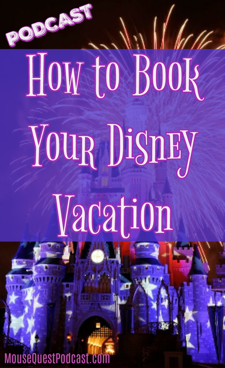How to Book Disney Vacation