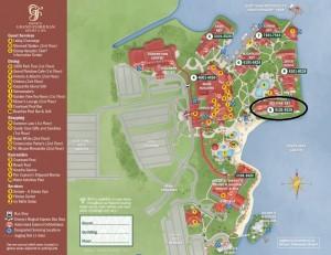 14-12-12 Grand Floridian Map