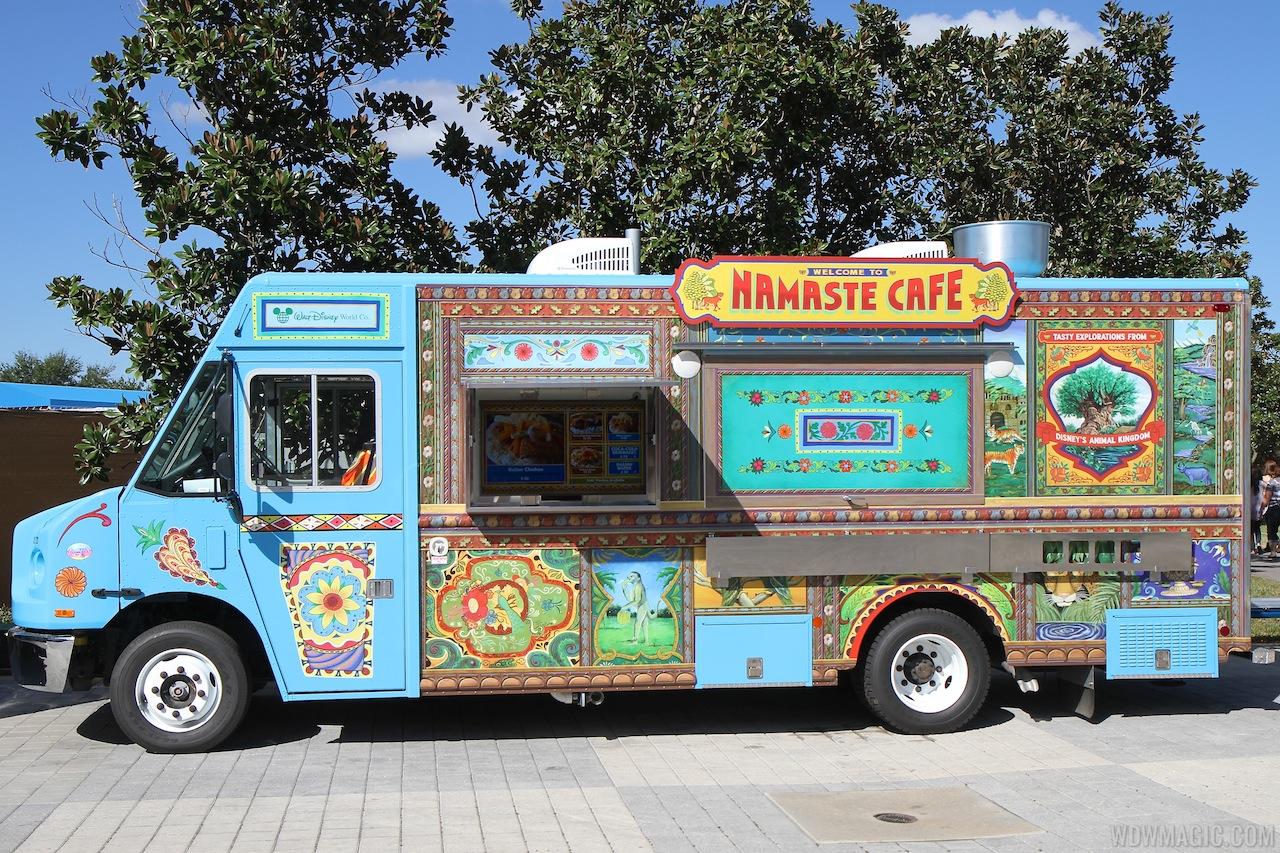 new food trucks park in downtown disney westside. Black Bedroom Furniture Sets. Home Design Ideas