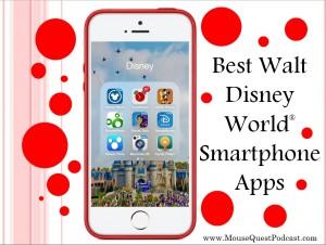 Disney Smartphone Apps