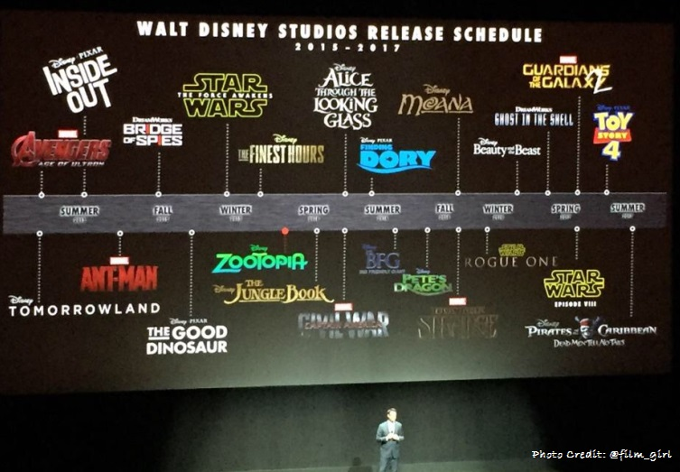 News From The World Of Disney April 25 May 8 2015
