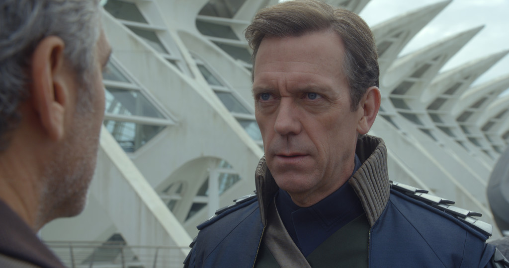 Hugh Laurie Tomorrowland