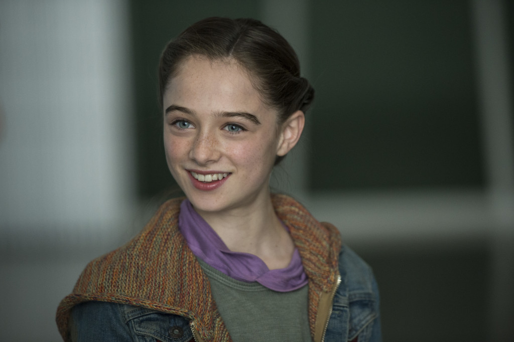 Raffey Cassidy Tomorrowland