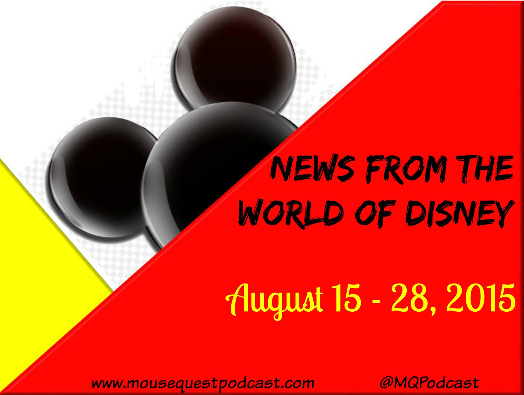 Disney News