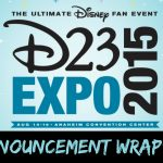 D23 Announcement Wrap-up