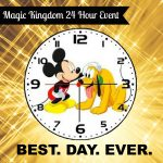 Magic Kingdom 24 Hour Event – Best. Day (and Night). Ever!