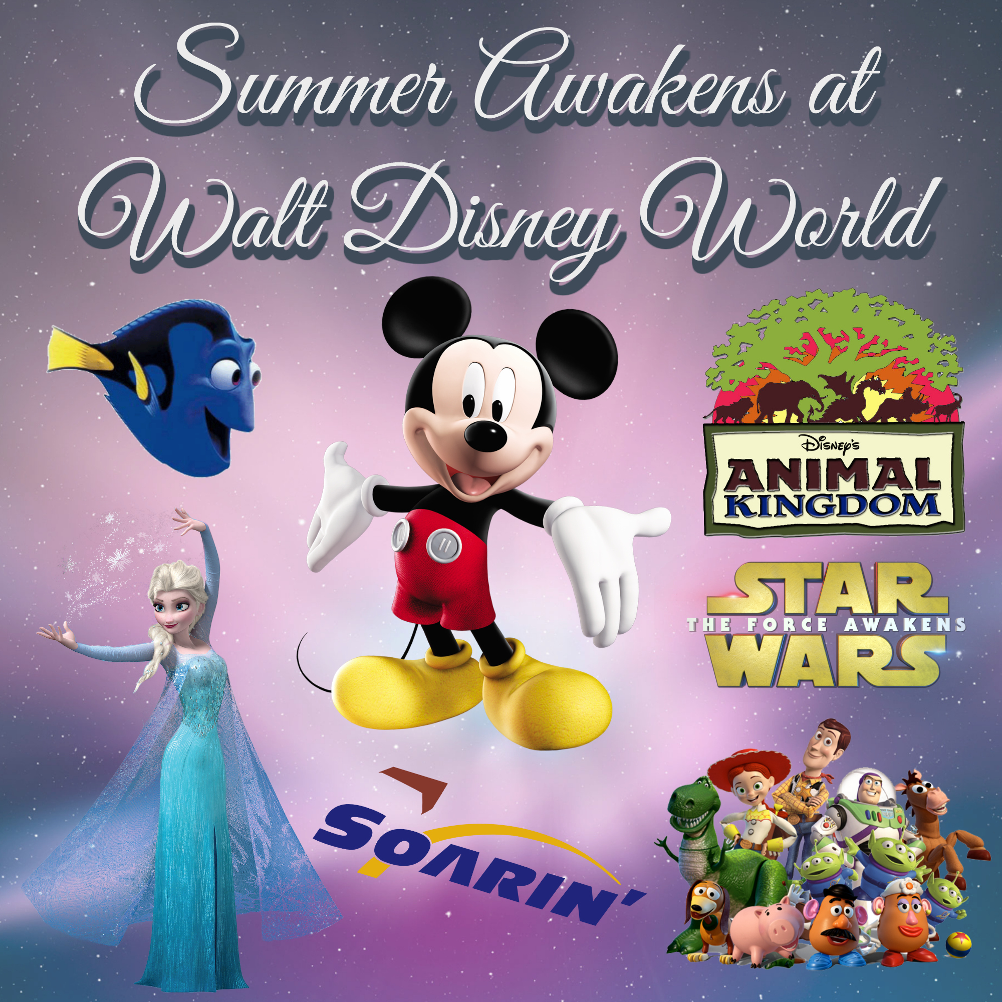 Disney Summer Awakens