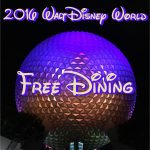 Free Dining Coming for Fall 2016