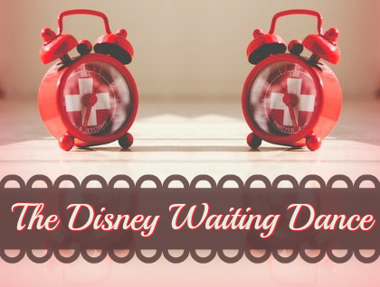 The Disney Waiting Dance