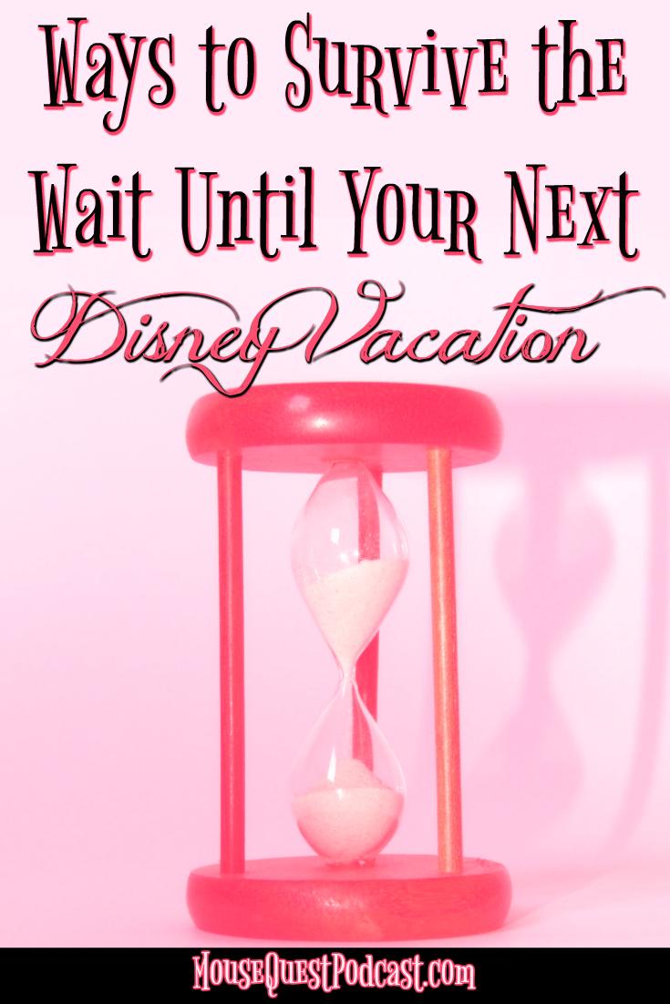 Waiting for Disney