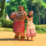 Moana Monday – Chief Tui & Sina