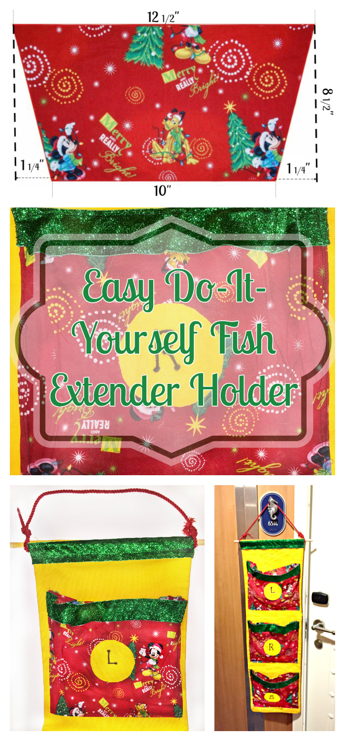 Easy Do-It-Yourself Fish Extender Holder