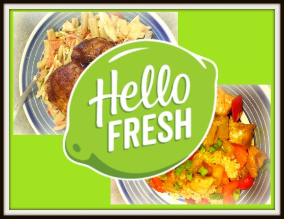 Hello Fresh – Gourmet Convenience