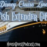 Disney Cruise Line Fish Extender Gift Idea