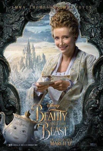 Beauty and the Beast Mrs. Potts
