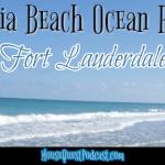 Dania Beach Ocean Park – Fort Lauderdale