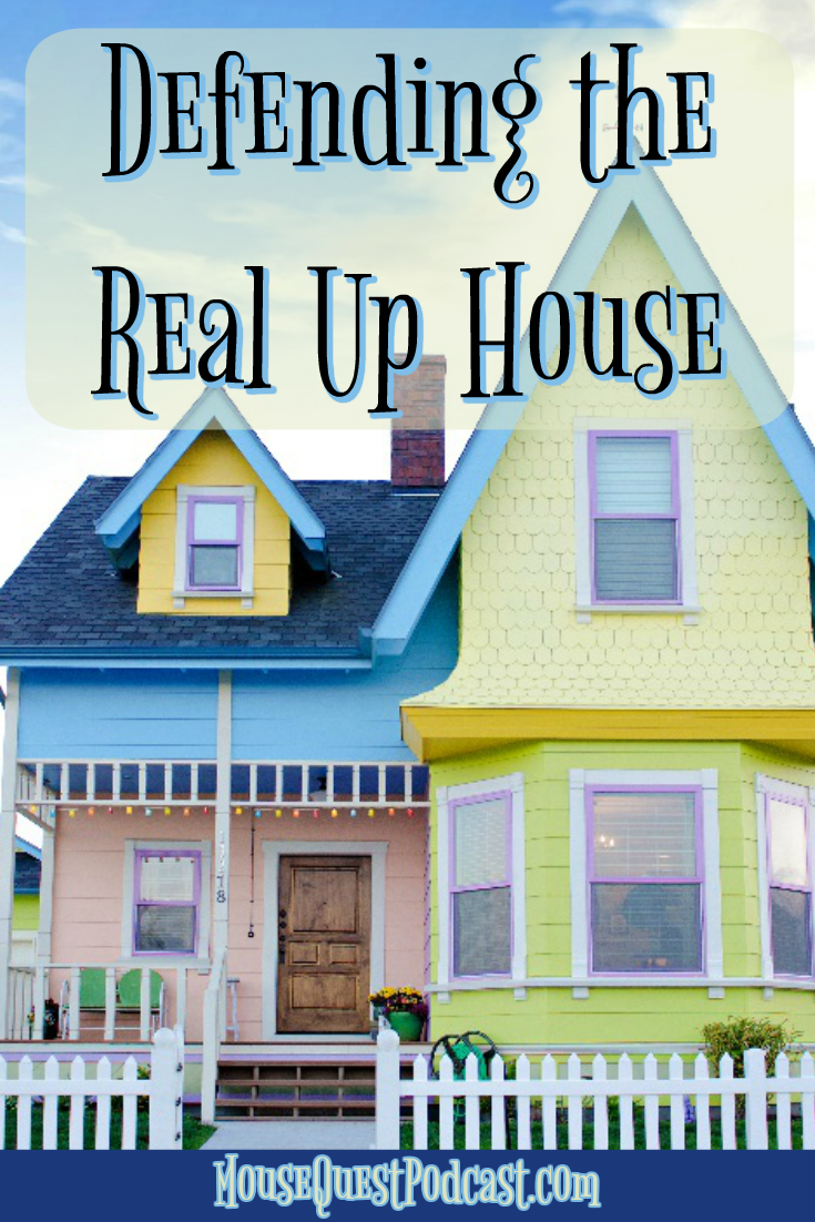 The Real Up House