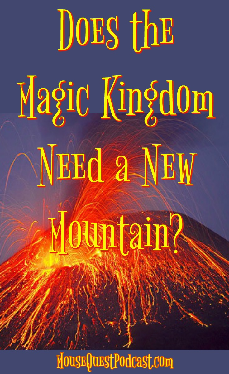Magic Kingdom New Mountain