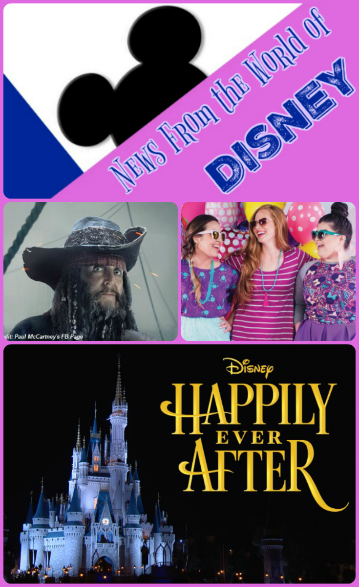 Disney News May 2017