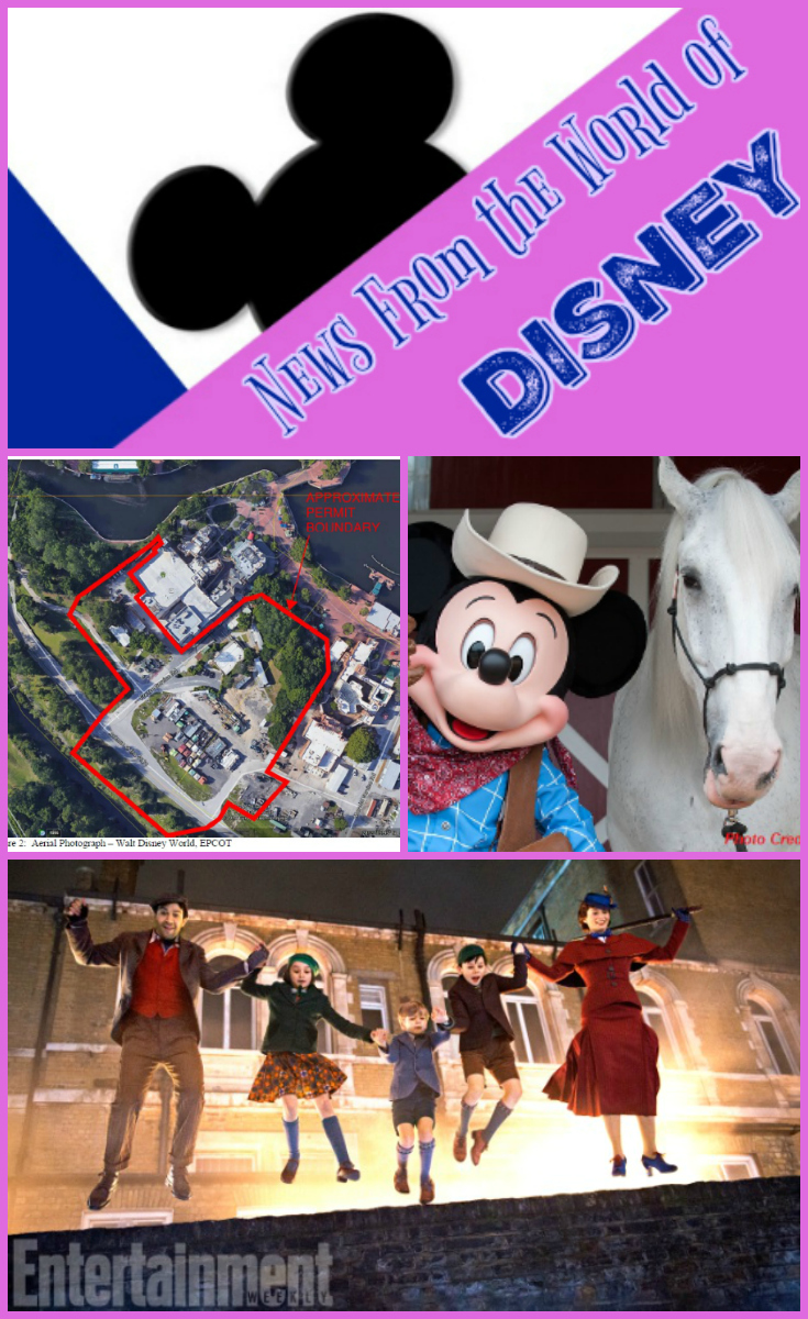 News From The World of Disney