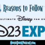 Top 4 Panels to Follow at the 2017 D23 Expo