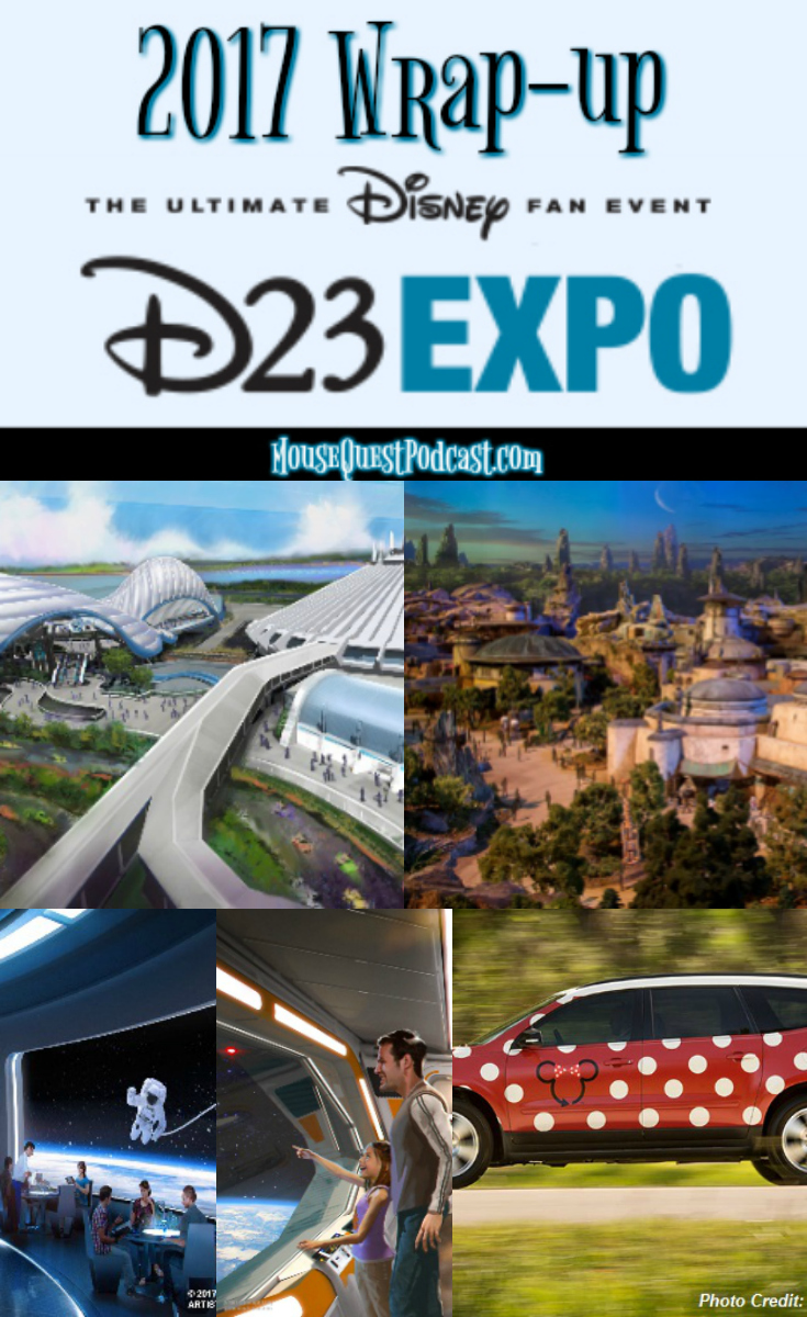 2017 D23 Expo Wrap Up