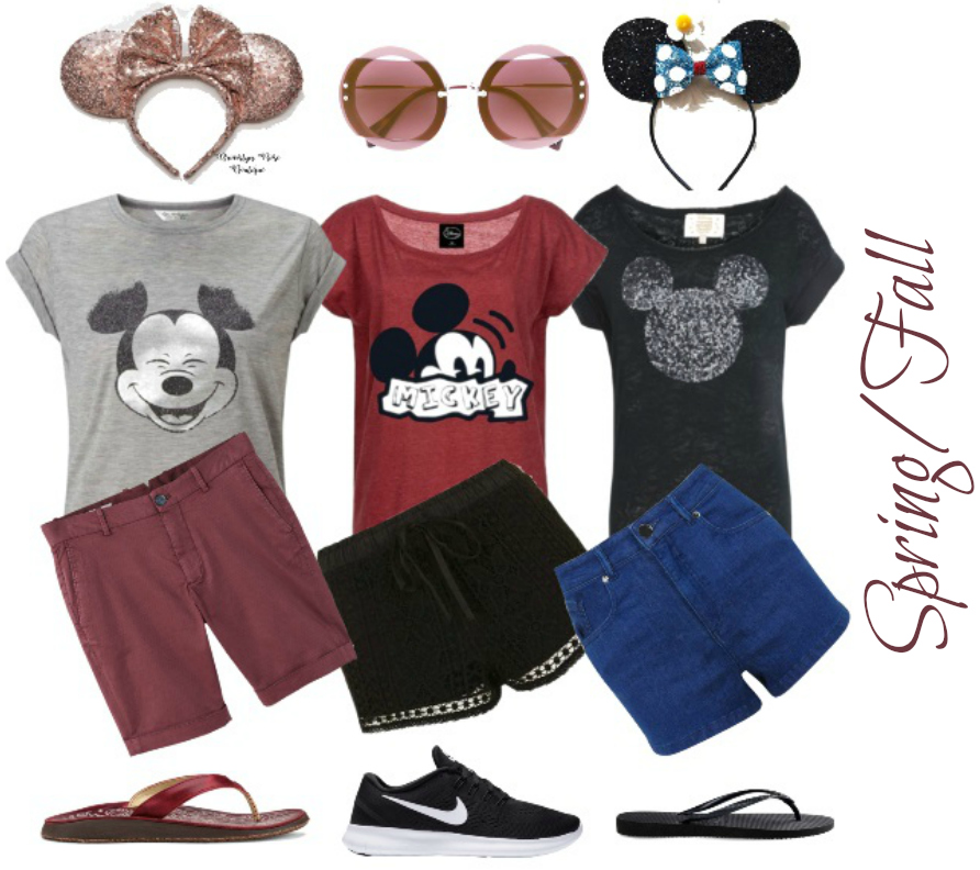 What to Wear at Disney Spring Fall