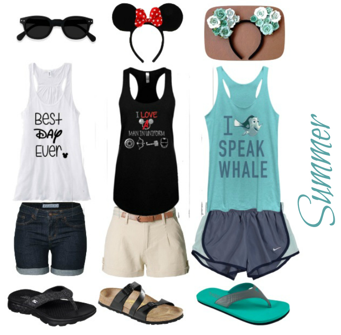 What to Wear at Disney Summer