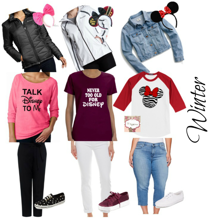 What to Wear at Disney Winter