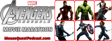 Marvel Movie Marathon – Iron Man