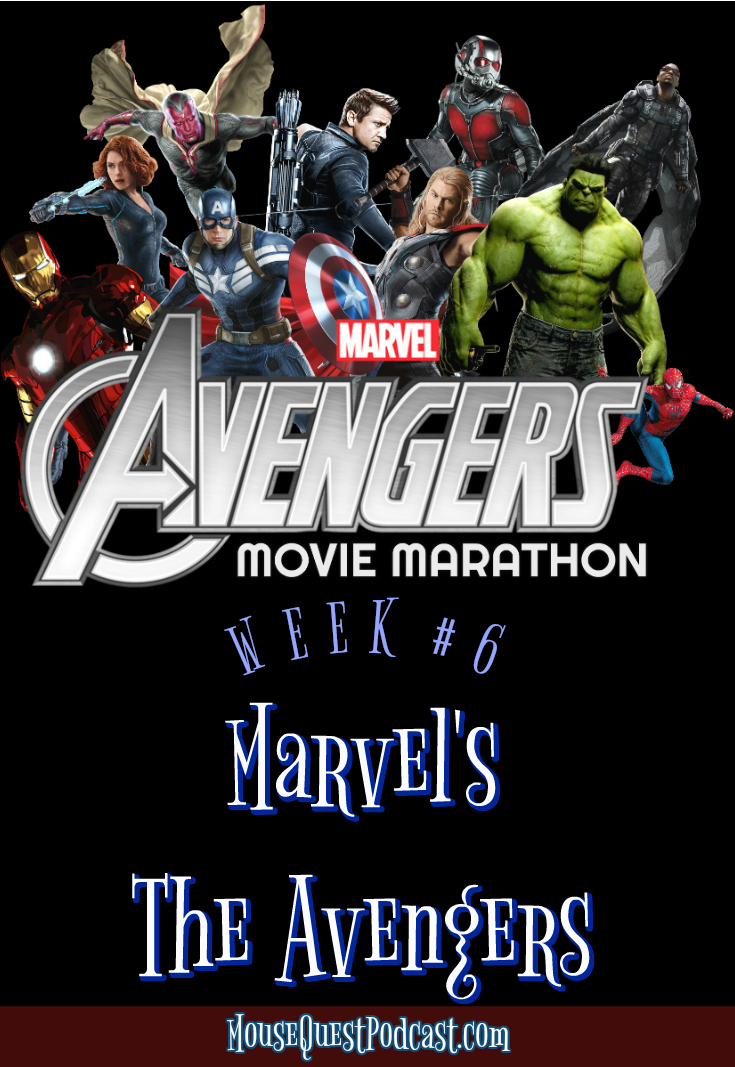 Marvel Movie Marathon The Avengers