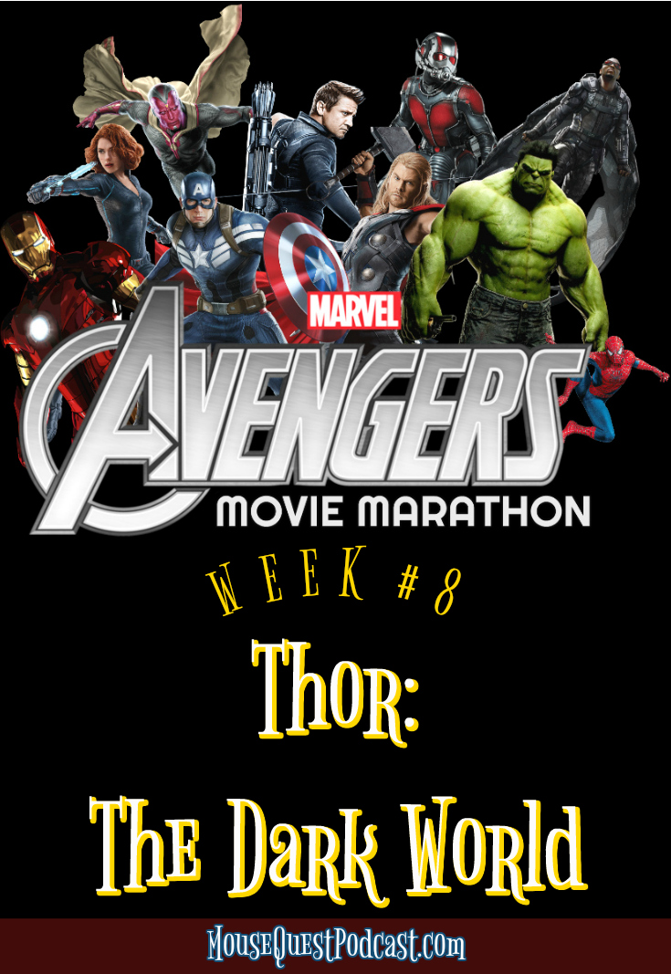 Marvel Movie Marathon Thor Dark World