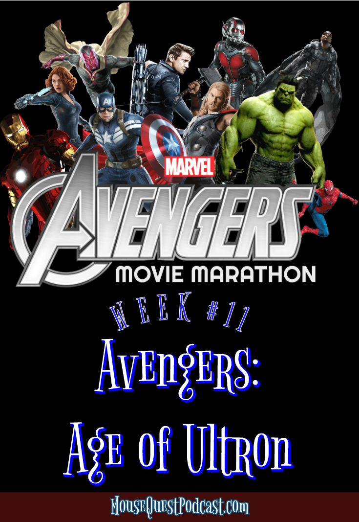 Marvel Movie Marathon Avengers