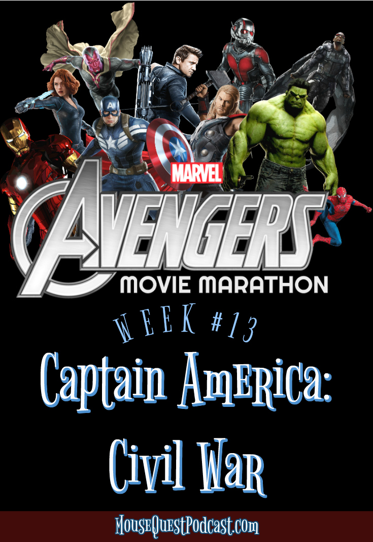 Marvel Movie Marathon Captain America