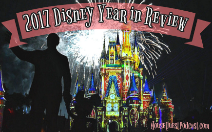 2017 Disney Year in Review