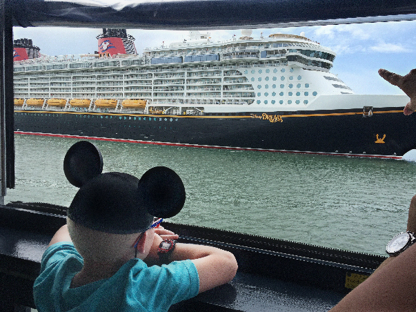 Beach Day Disney Vacation
