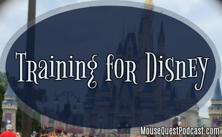 Training for Disney