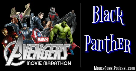 Marvel Movie Marathon – Black Panther