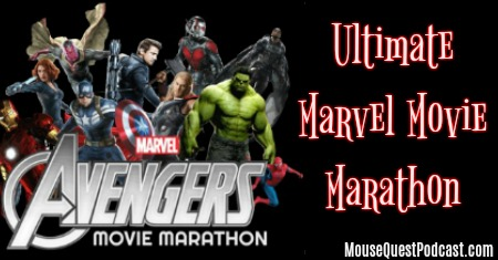 Ultimate Marvel Movie Marathon