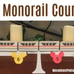 Disney Monorail Countdown