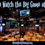 Where to Watch the Big Game at Disney?