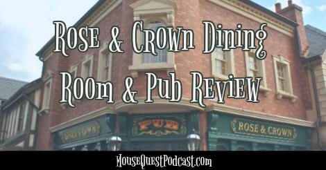 Rose & Crown Dining Room & Pub
