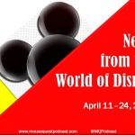 News From the World of Disney – April 11-24, 2015