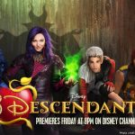 Disney Channel's new movie The Descendants: High School Musical Meets Once Upon a Time