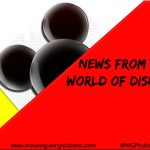 News From the World of Disney – October 9 – 22