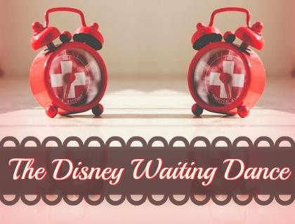 The Disney Waiting Dance