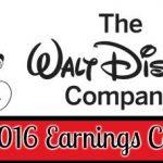 Walt Disney Company Earnings Call