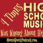 4 Times High School Musical was Wrong About High School