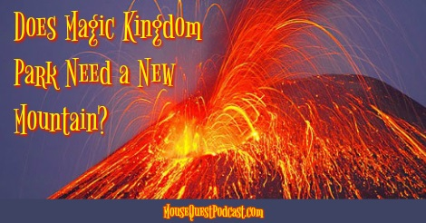 Magic Kingdom New Mountain