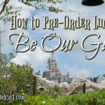 How to Pre-Order Lunch at Be Our Guest